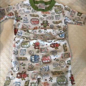 Hannah Anderson pajamas